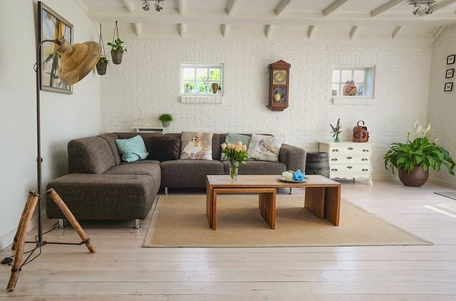 interiorーroom-woodenfloor-wallpaperーcolor-design