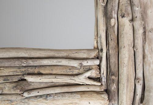 流木インテリア画像