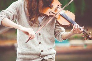 バイオリンの画像