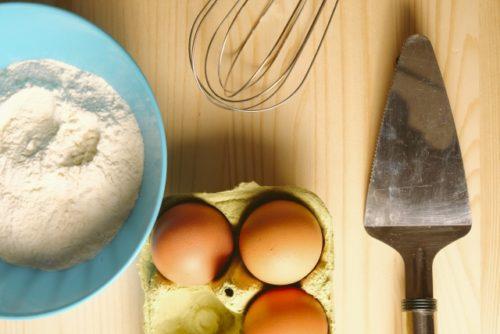 お菓子道具の画像