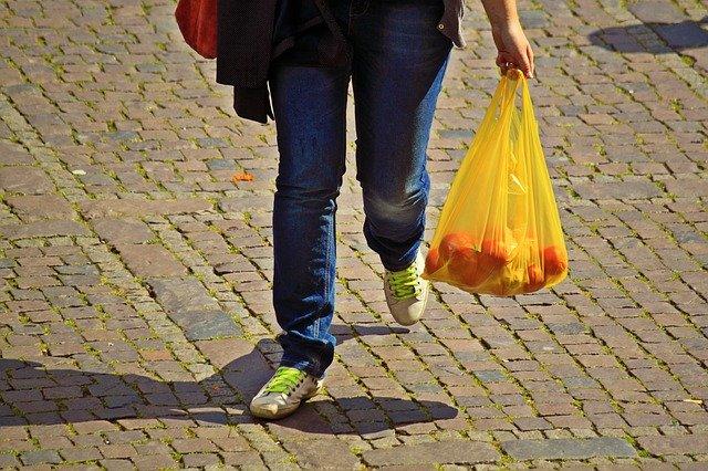 買い物袋画像